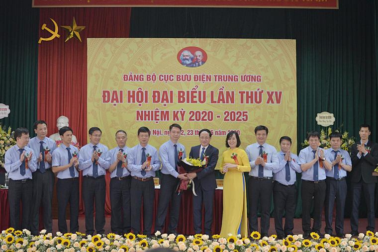Đại hội đại biểu Đảng bộ Cục Bưu điện Trung ương lần thứ XV nhiệm kỳ 2020-2025