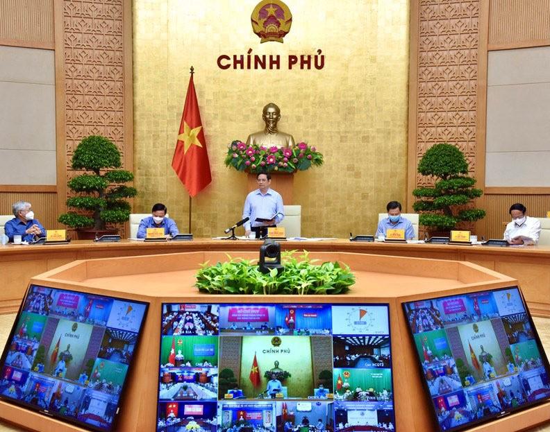 Triển khai hệ thống họp trực tuyến để Thủ tướng chỉ đạo phòng, chống dịch Covid-19