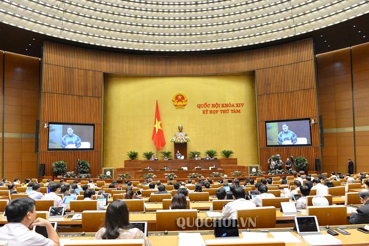 Chủ tịch Quốc hội Nguyễn Thị Kim Ngân kết luận phần chất vấn đối với nhóm vấn đề thuộc lĩnh vực Thông tin và Truyền thông.