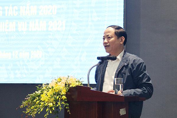 Cục Bưu điện Trung ương tổ chức Hội nghị tổng kết công tác năm 2020 và triển khai nhiệm vụ năm 2021